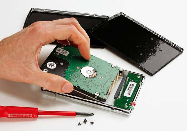 Télécharger un logiciel de récupération de données